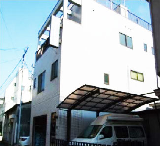 マンション 東西線 南砂町駅 清水ビル 【バス・トイレ別】